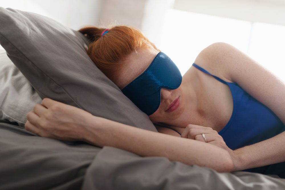 Better Sleep Equals a Better You